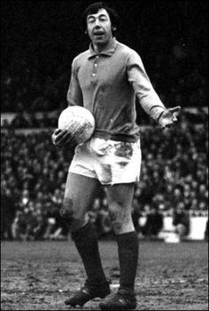 Gordon Banks - Formidável goleiro da seleção inglesa de 1970.Defendeu um  tiro de cabeça de Pelé que é considerada, até hoje,  a mais fantática defesa em todas as Copas! Uma pessoa simples  discreta, sem frescuras.