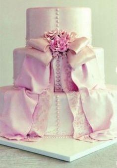 Bridal shower cake. OBSESSED