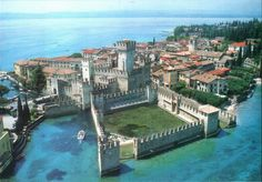 Sirmione - Castello Scaligero Wholesale Hotels Group - Where better deals are made for YOU!