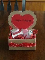 Valentine's Day Candy Holder