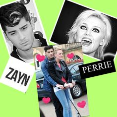 Zayn and Perrie I made this for you guys! You two are absolutely adorable! <3 hope you guys like it! I don't normally ask this stuff, but will you follow me?~Haylee  ps~Will you guys tag both Zayn  and Perrie