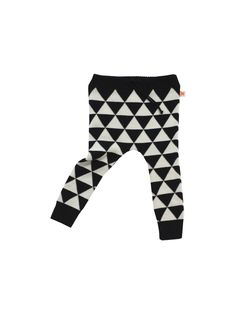 Tiny Cottons Triangles Knit Pant