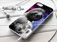 Dolla Dolla Bill Sloth On The World   iPhone by InteractiveCase, $15.50