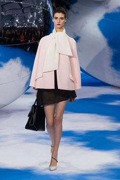 """Christian Dior A/W '13 this jacket is from the """"Dior meets Warhol"""" line"""