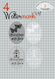 Watermark (Timbri per foto) http://graficscribbles.blogspot.it/2016/03/watermark-timbri-per-foto.html #watermark
