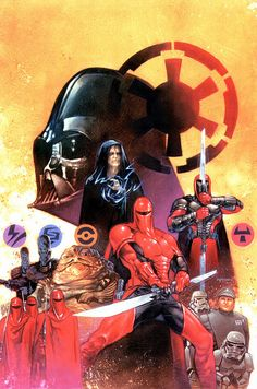 Crimson Empire Handbook Dave Dorman's Star Wars Legacy   Roqoo Depot