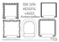 Rio 2016 Olympic Games Picture Gallery
