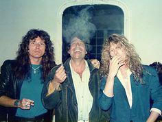 david coverdale & john sykes #whitesnake