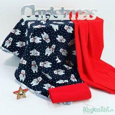 Jersey + Bündchen   Stoffpaket 1,3m   Eisbär - Stoffe,Schnittmuster, Nähzubehör und Nähmaschinen, 16,03 € Baby Car Seats, Children, Red, Blue, Diy Sewing Projects, Fabrics, Sewing Patterns, Gowns