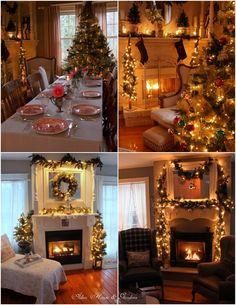 Aiken House & Gardens: Christmas Blessings