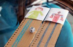 Creiamo un gioco di società con carta e cartone