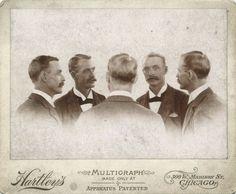 Hot Vintage Men: A Vintage Hottie Captured by Multigraph