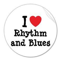 I Love Rhythm and Blues