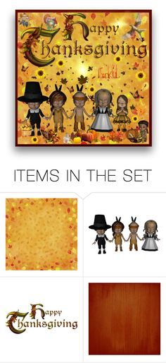 """""""Happy Thanksgiving Polyvore Friends ✨"""" by califorina-girl ❤ liked on Polyvore featuring art"""