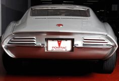 Pontiac Banshee Prototype by J. Samsen