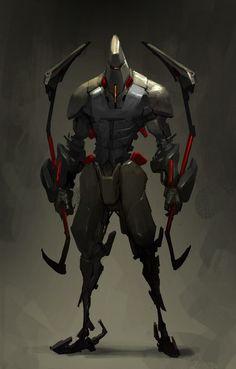 ICHIDO Ninja assassin by ~Reza-ilyasa on deviantART via PinCG.com