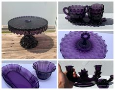 Discover the vintage items that Checkpoint Treasures offers! These of-on-a-kind items will help you personalize the places you love! We carry #1 vintage brands such as Fostoria, Colony, Century, Baroque, Heisey, Schille, and more! Shop now! Purple Love, Purple Glass, Vintage Branding, Purple Amethyst, Quilling, Baroque, Etsy Seller, Vintage Items, Antiques