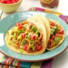 Chicken Tacos in the Slow Cooker