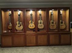 Captivating Afbeeldingsresultaat Voor Guitardisplay · Display CabinetsHome ...