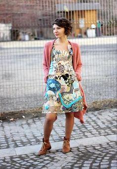 Ecaterina Dress