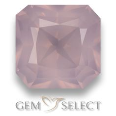GemSelect features this natural untreated Rose Quartz from South Africa. This Pink Rose Quartz weighs 4.2ct and measures 9.6 x 9.5mm in size. More Octagon / Scissor Cut Rose Quartz is available on gemselect.com #birthstones #healing #jewelrystone #loosegemstones #buygems #gemstonelover #naturalgemstone #coloredgemstones #gemstones #gem #gems #gemselect #sale #shopping #gemshopping #naturalrosequartz #rosequartz #pinkrosequartz #octagongem #octagongems #pinkgem #pink Pink Gemstones, Loose Gemstones, Natural Gemstones, Buy Gems, Gem S, Gemstone Colors, Stone Jewelry, Rose Quartz, Pink Roses
