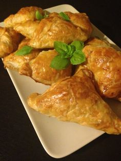 Pastry turnovers