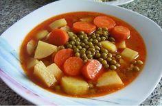 Patatesli bezelye yemeği çok lezzetli bir tariftir. İnsanlar işten eve döndüğünde güzel yemekler hazırlayıp yemek ister.
