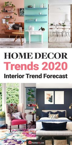 This is Home Decor and Interior Trends for 2019 for the best colors, fu . These are the trends for home decor and interior design for the best colors, the best furniture design, the wall decoration and the most popular style. Diy Hanging Shelves, Diy Wall Shelves, Diy Home Decor Projects, Home Decor Trends, Decor Ideas, Sewing Projects, Large Furniture, Furniture Design, Ikea