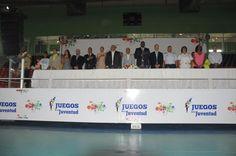 Los ministerios de Deportes y de la Juventud dejaron inaugurada la cuarta versión de los Juegos Deportivos de la Juventud,