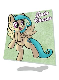You just can't beat Rain Chaser's sunny disposition. Some horses dance in the rain, but Rain Chaser dances after it!  You can play with Rain Chaser and all her friends in Horse Party: http://horse-party.com/