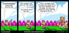 Clashers Comic - Clash of Clans Wiki