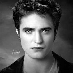 Edward Cullen -- just because ;)