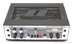 Dynacord Echocord Super 76 - German tape echo with spring reverb / fully serviced