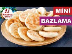 Sütlü Mini Bazlama Tarifi Videosu, Nasıl Yapılır? - Kadınca Tarifler