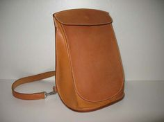 Hermes: Authentic Hermes Sacoche Pour Selle Backpack Excellent | MALLERIES