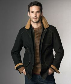 I'll take it (the coat, not the guy...)!
