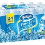 nestle water 24 pack only $1.54