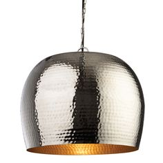 Firstlight Assam 1 Light Bowl Pendant H 29 W 35
