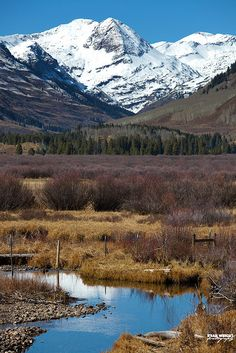 Slate River Valley, Paradise Divide, Crested Butte, Colorado; photo by .Ryan C. Wright