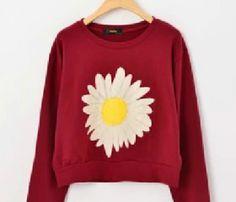 Girly sweater