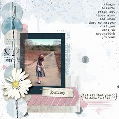 Let all that your do be done in love - Scrap Art Studio Gallery using CASE File 59 and art by Cilenia Curtis and Angie Young.