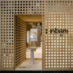 Inbani Stand in Ish Trade Fair 2015 in Frankfurt by Francesc Rife | Yellowtrace