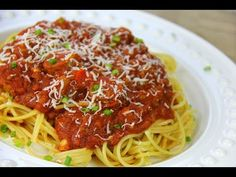 Learn how to make the perfect Italian meat sauce for your favorite pasta. Also known as gravy, Sunday sauce or red sauce, this step by step video will show y...