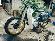 Street cub vietnam