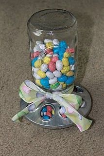 Cute Easter Candy Idea GIft