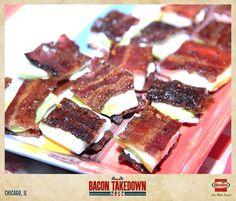 Bacon Pear & Brie Cheese Sandwich