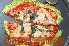 Food and the City | a millennials guide to food, fashion, and life.: skinny zucchini pizza crust