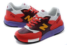 Men New Balance 998 Shoes Super Team 33 998ST33 Red Brown|only US$85.00 - follow me to pick up couopons.