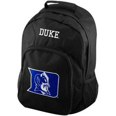 NCAA Duke Blue Devils Southpaw Backpack by Concept 1. $19.99. The SouthPaw is a great backpack to show off your favorite team, allowing you to carry all your necessary gear to different places like school, the office, the gym, etc.