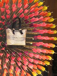 LV Store Windows- The Society inc. by Sibella Court